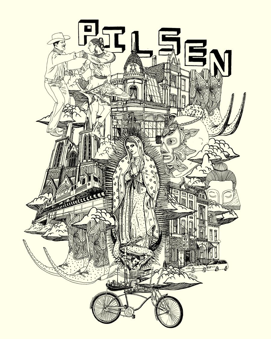 """""""Pilsen"""" by Ian Ferguson"""