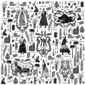 1994., victorian era, texture, pattern